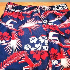 Boys  swimming  trunks  size 8